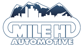 Mile Hi Automotive, Logo